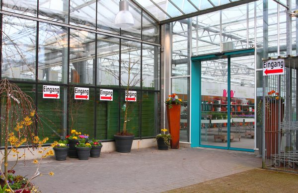 Gärtnerei Aeschlimann in Scharbeutz